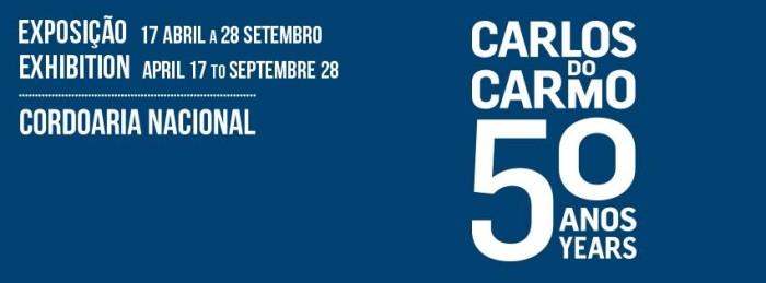 Exposição Carlos do Carmo 50 anos