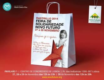 Feira de Solidariedade Novo Futuro - RASTRILLO 2014