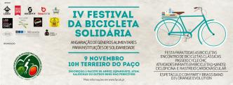 IVFestival da Bicicleta Solidária