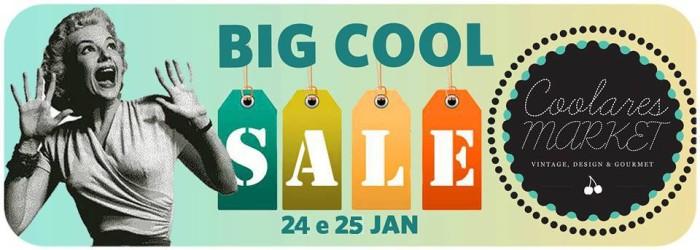 Coolares Market - Big Cool Sale - 24 e 25 de janeiro