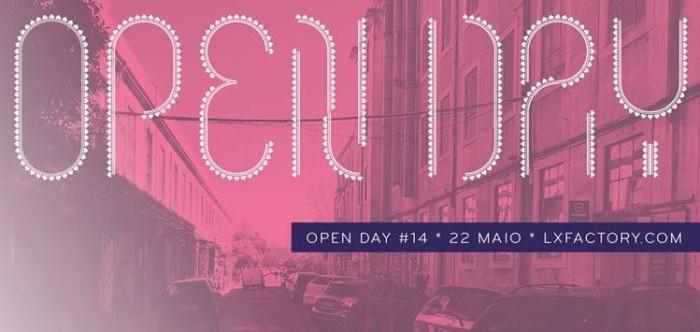 Open day Lx factory 22 de Maio 2015