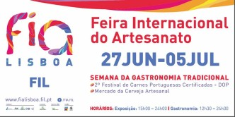 FIA - Feira Internacional do Artesanato - FIL