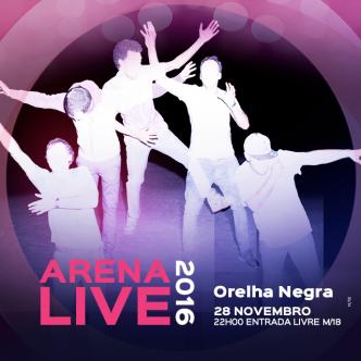 Os Orelha Negra dão o seu último concerto de 2016 no Arena Lounge do Casino Lisboa. Vem ouvir o melhor Hip Hop português com Entrada Livre!