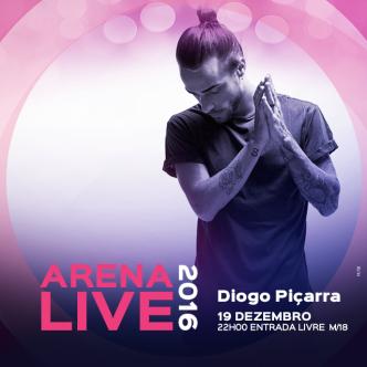 Diogo Piçarra leva os êxitos do álbum Espelho ao palco do Casino Lisboa acompanhado por Francisco Aragão, Filipe Cabeçadas e Miguel Santos.