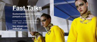 As Fast Talks no Moda Lisboa trazem a debate a Sustentabilidade na Moda. Como é que esta industria pode proteger o ambiente? Como podes fazer a diferença?