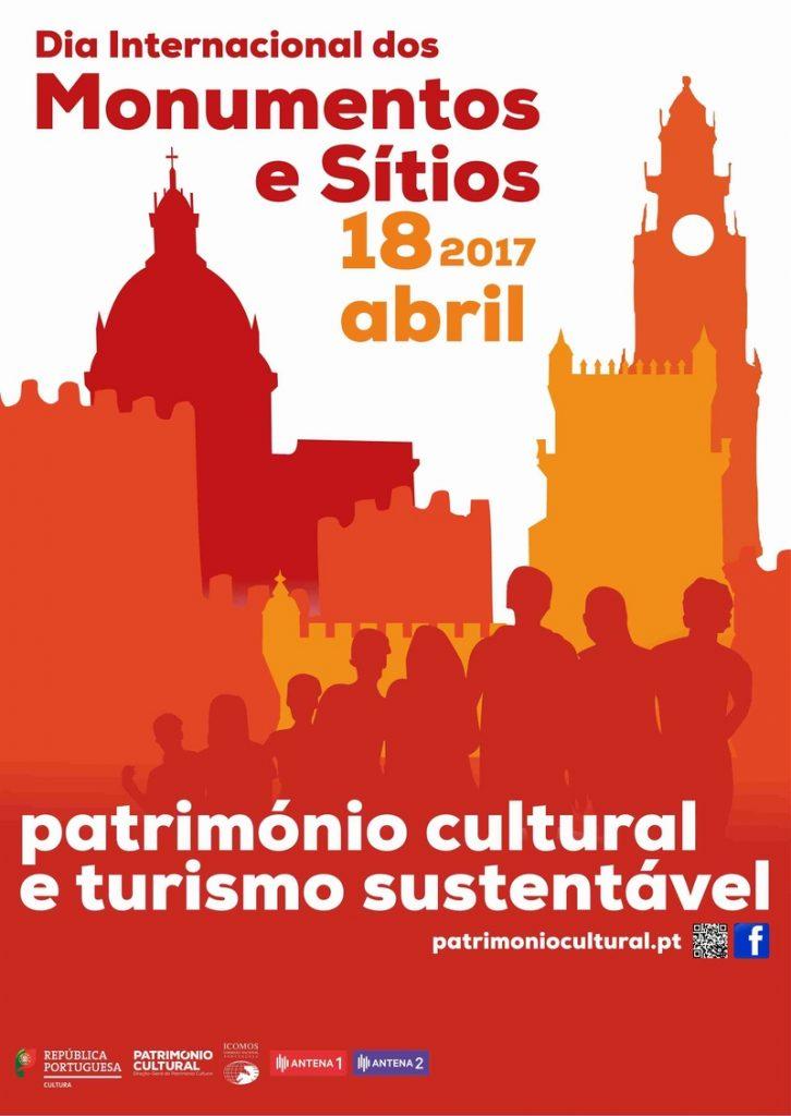 Celebra-se a 18 de Abril o Dia Internacional dos Monumentos e Sítios, data visa promover e valorizar o património português com inúmeras iniciativas.