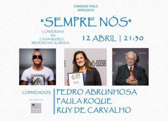 A iniciativa Conhaque-Philo dinamiza os serões Casa Museu Medeiros e Almeida com tertúlias. Convidados: Pedro Abrunhosa, Ruy de Carvalho e Paula Roque.