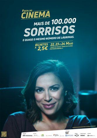 A Festa do Cinema está de volta em 2017! Vamos aproveitar ao máximo 3 dias com bilhetes a 2.50€? São mais de 13 salas em Lisboa e muitas mais pelo país! :D