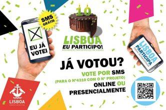 Tens até amanhã para votar no Orçamento Participativo de Lisboa! Sabe como neste artigo e descobre os projectos eu votei! :)