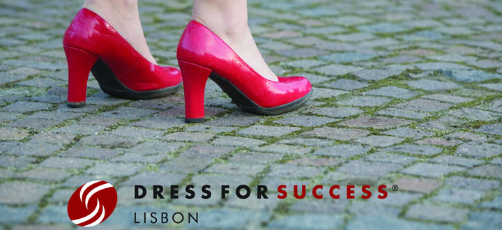 A Dress for Success promove a independência financeira de mulheres com poucosrecursos, através de programas de ajuda na obtenção e retenção de emprego.