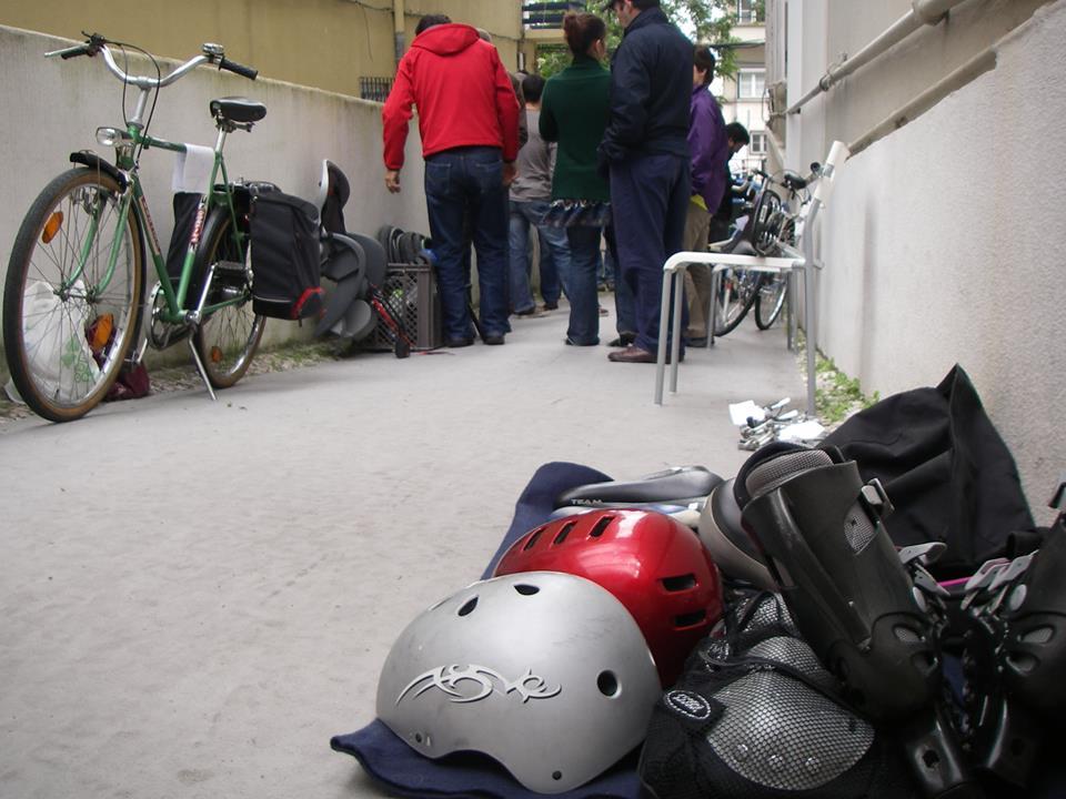 Feira Bicicletas Maduras
