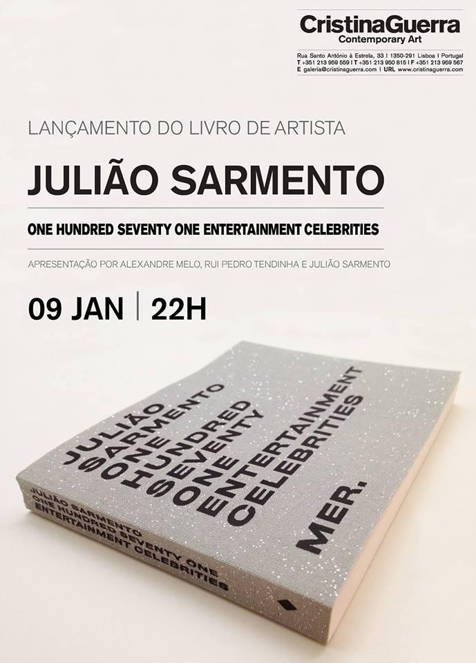Livro Julião Sarmento