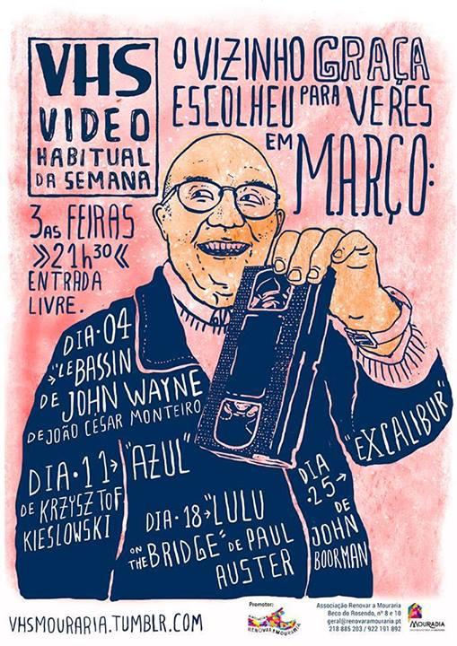 VHS Março