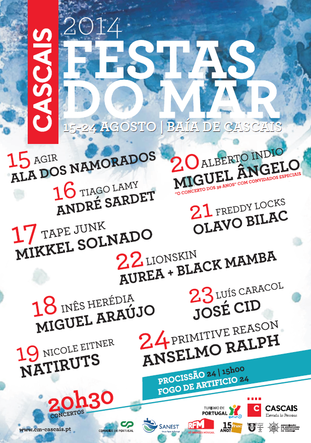 Festas do Mar Cascais 2014