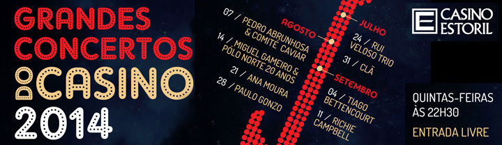 Grandes Concertos do Casino Estoril 2014