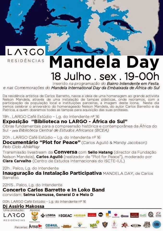 Mandela Day Largo Residências