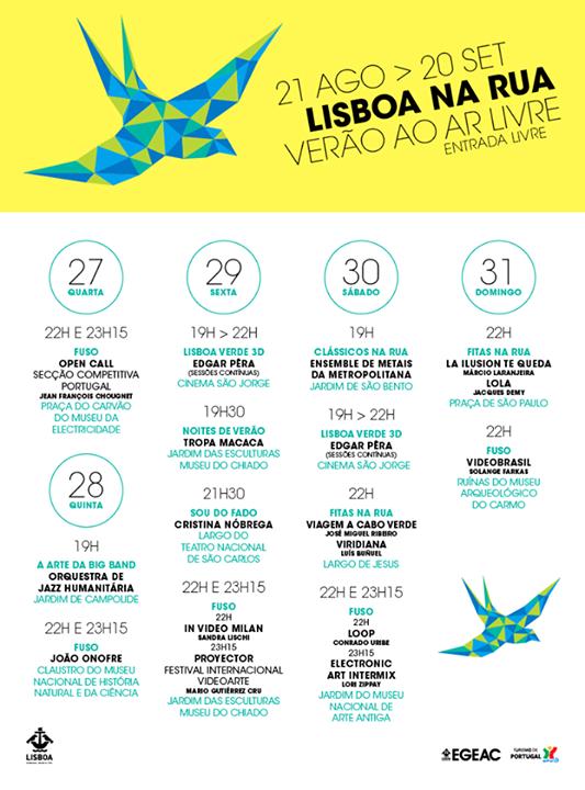 Lisboa na Rua 2