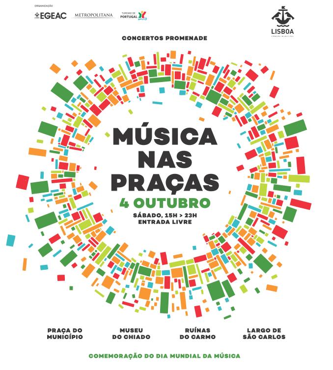 Música nas Praças