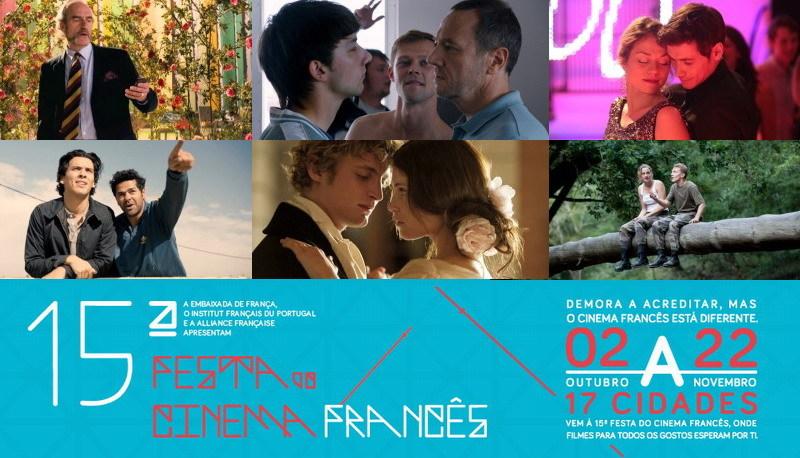 15ª Festa do Cinema Francês