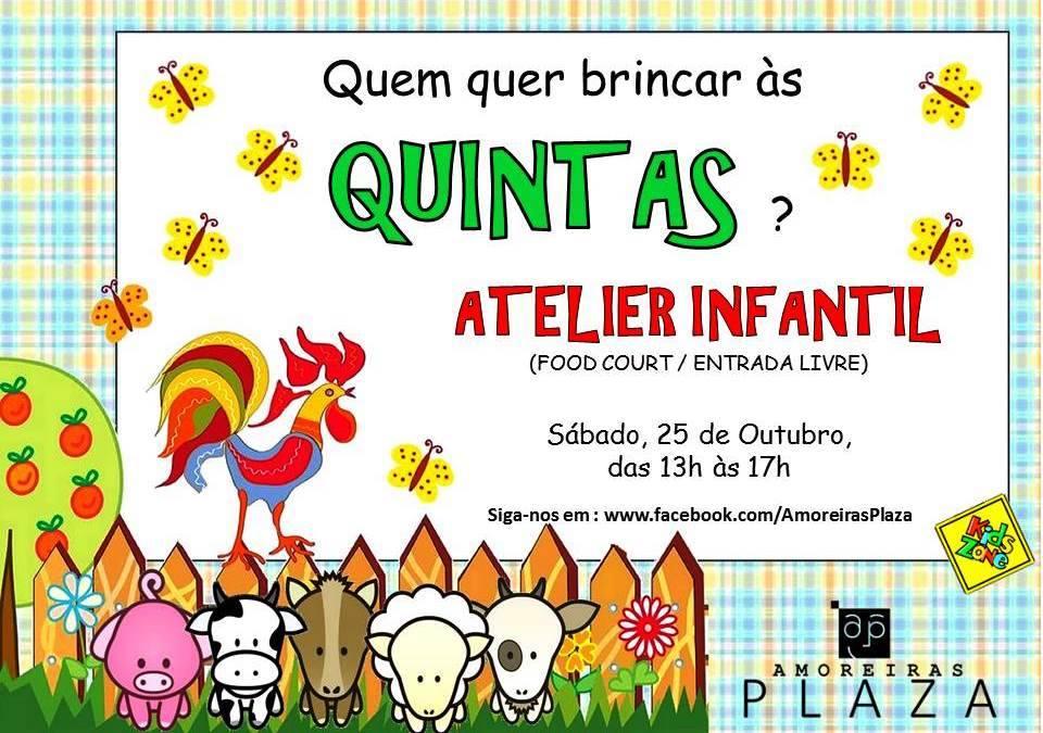 Atelier Infantil Amoreiras Plaza