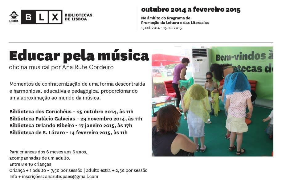 Educar para a música