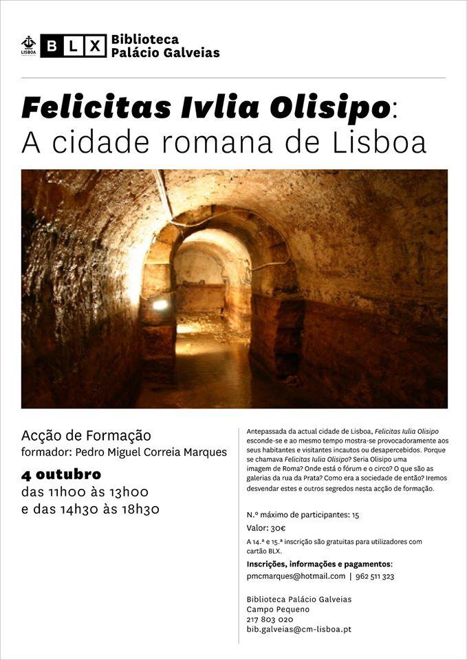 Felicitas Ivlia Olisipo
