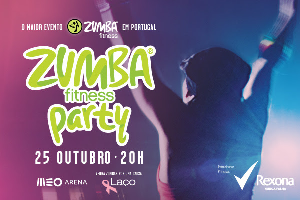Zumba Fitness Party