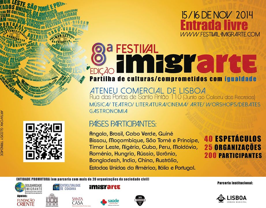 8º Festival imigrarte 2014