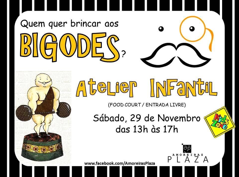 Bigodes Amoreiras Plaza
