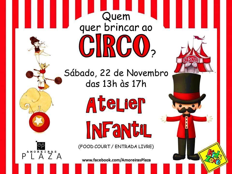 Circo Amoreiras Plaza