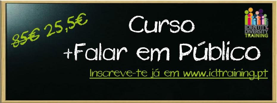 Curso +FALAR EM PÚBLICO