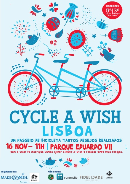 Cycle-A-Wish Lisboa
