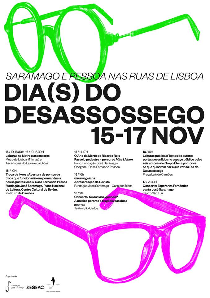 Dia(s) do Desassossego - Programa