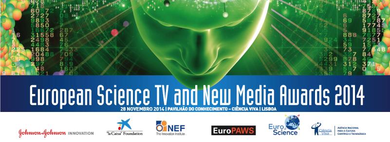 European Science TV and New Media Awards 2014