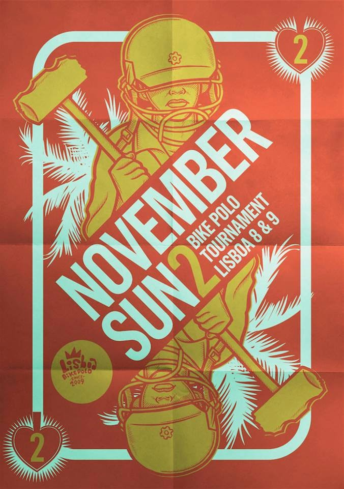 NOVEMBER SUN 2 # BIKE POLO TOURNAMENT
