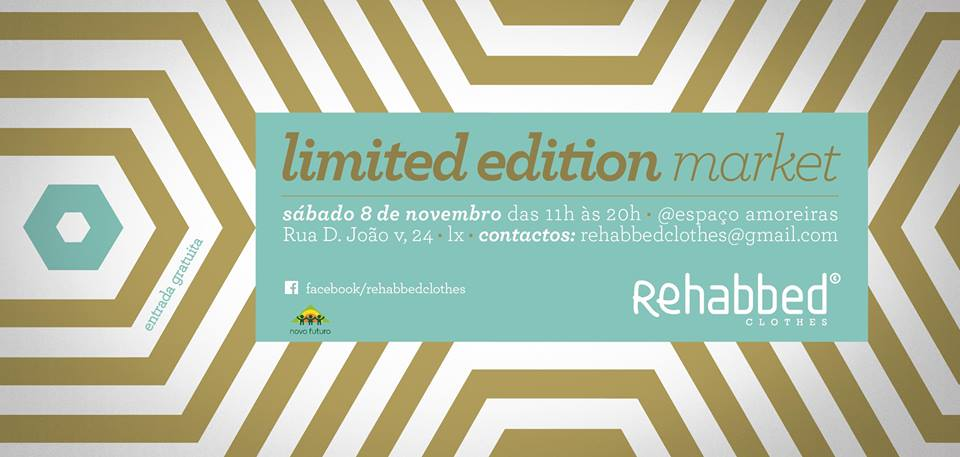 REHABBED POP-UP MARKET - LIMITED EDITION!