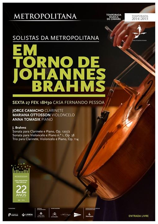 Em Torno de Johannes Brahms