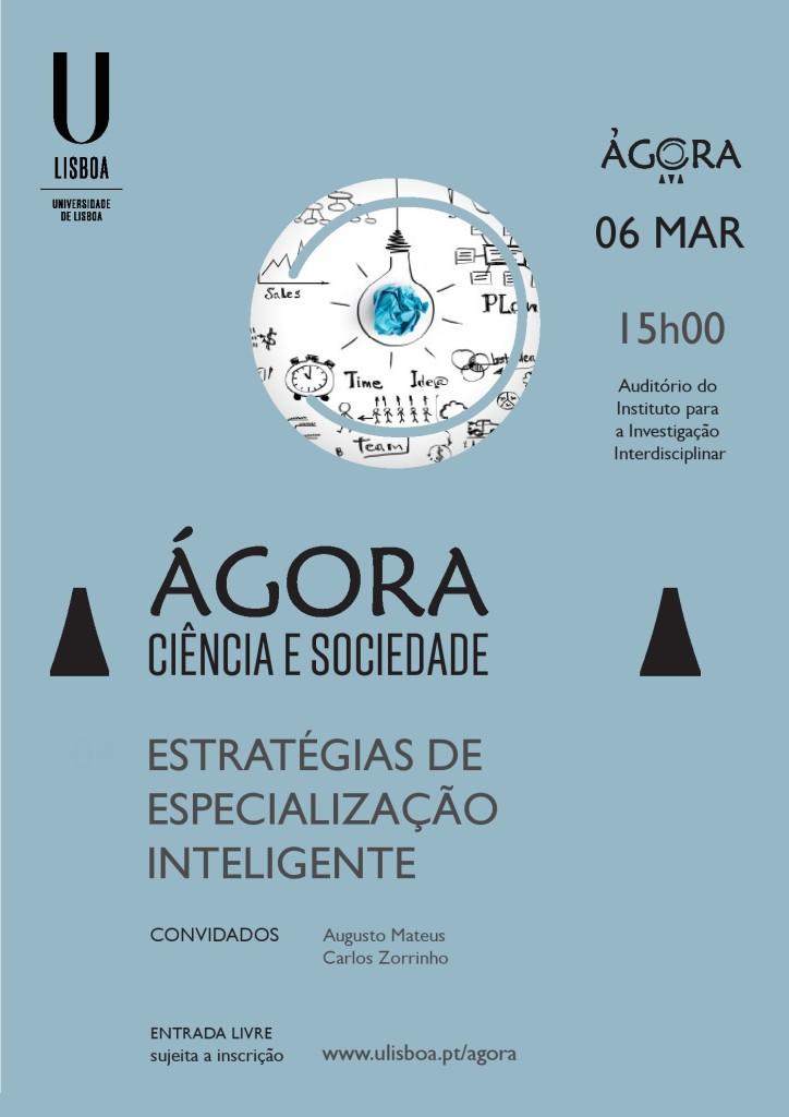 Ágora - Estratégias de Especialização Inteligente
