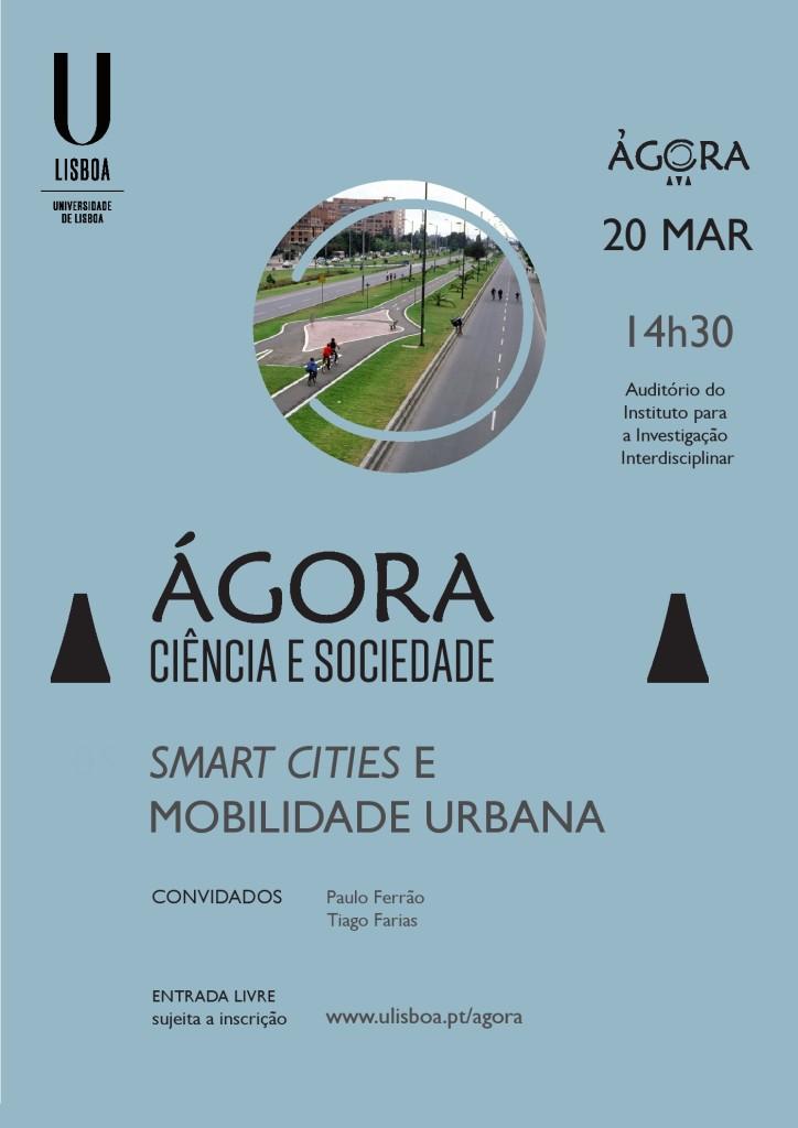 Ágora - Smart Cities e Mobilidade Urbana