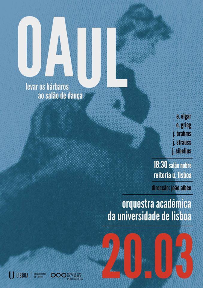 Concerto da Orquestra Académica da Universidade de Lisboa