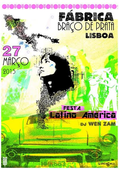 Festa Latino America DJ Wen Zam