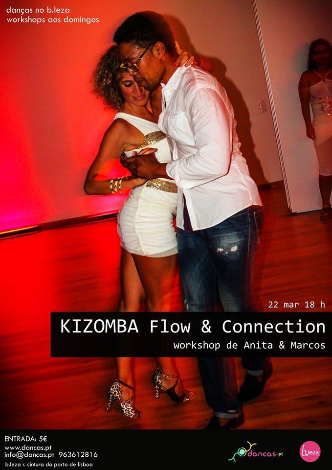 KIZOMBA Flow & Connection - workshop de Anita e Marcos