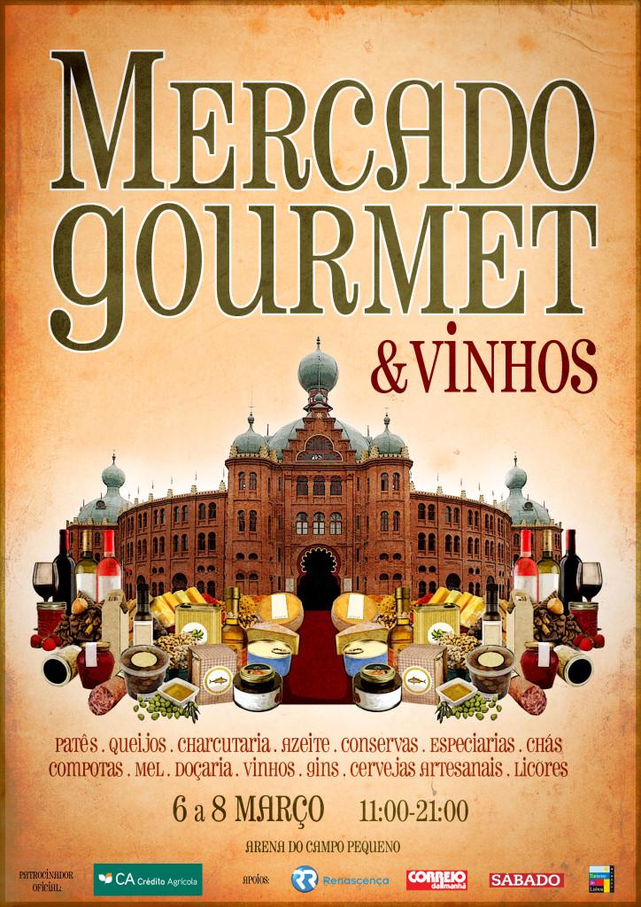 Mercado Gourmet & Vinhos_Campo Pequeno