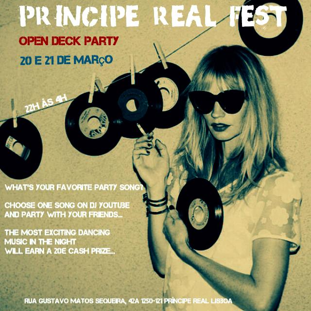 Príncipe Real Fest
