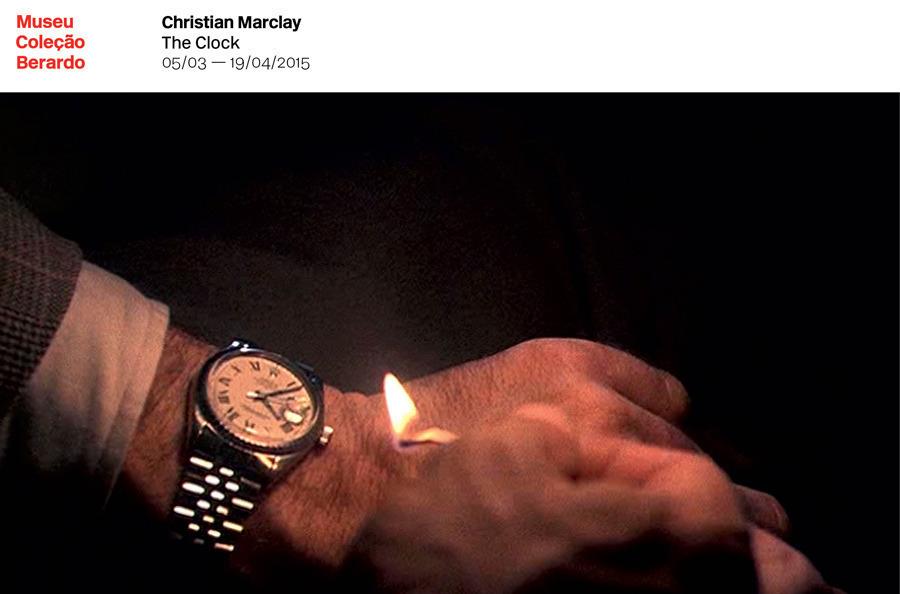 The Clock - Christian Marclay - Museu Berardo