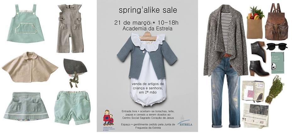 spring'alike sale