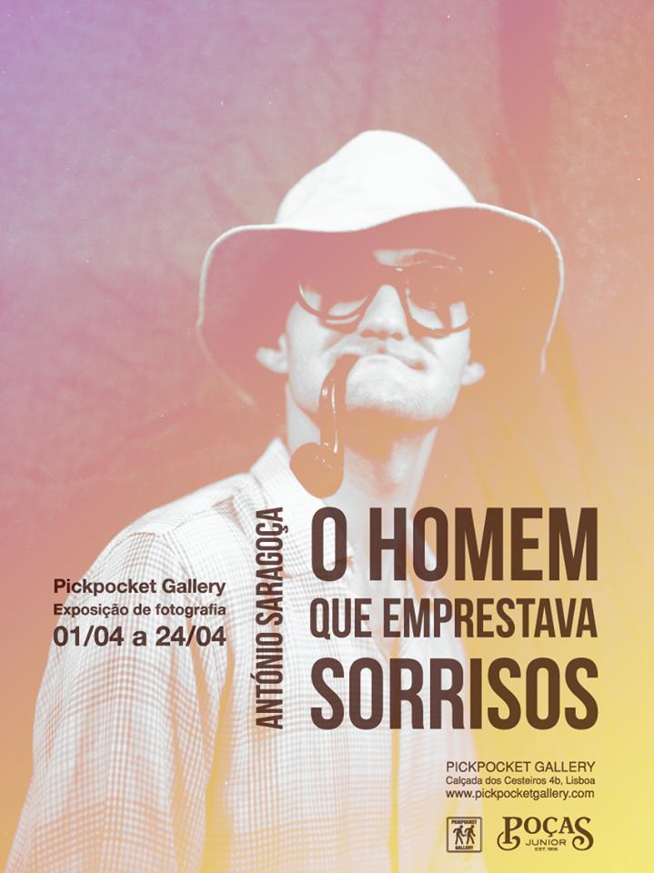 António Saragoça, O Homem que Emprestava Sorrisos