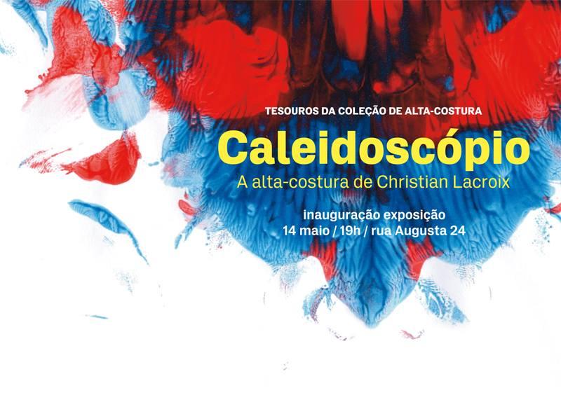 Caleidoscópio - A Alta-costura de Christian Lacroix - MUDE
