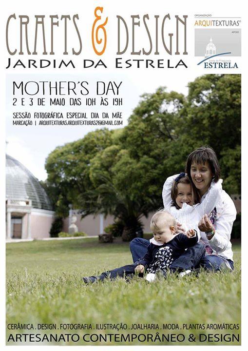 Crafts & Design - Jardim da Estrela - Dia da Mãe