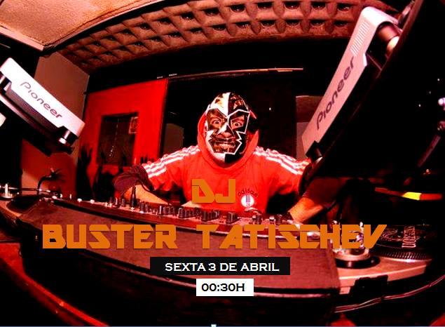 DJ BUSTER TATISCHEV